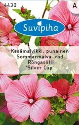 """Семена цветов Лаватера """"Silver Cup"""" 1 гр."""