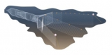 Прибрежный вентерь, 12,5м