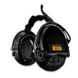 Активные наушники Sordin Supreme Pro X, neckband, чёрный 76302-X-02-S