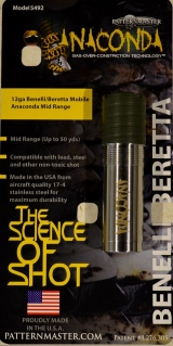 12ga Benelli/Beretta Mobile Anaconda Mid Range/Средние Дистанции
