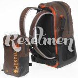 WESTIN W6 водостойкий рюкзак + CHESTPACK COLOR GRIZZLY BROWN / ЧЕРНЫЙ