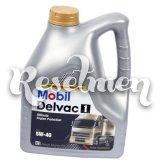 MOBIL DELVAC 1 5W-40  4L