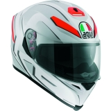 AGV K-5 MULTI YOU Helmet white/matt-orange PINLOCK
