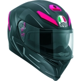 AGV K-5 MULTI YOU Helmet black/fuxia PINLOCK
