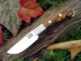 Woodland Special S35VN, bocote