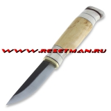 Wood Jewel Birch Sheath Puukko