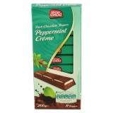 Молочный шоколад Mister Choc с мятой 200 гр