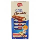 Молочный шоколад Mister Choc 200 гр