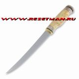 Wood Jewel Filee knife