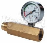 Manometer 200 bar