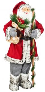 Санта Клаус 120 см.!
