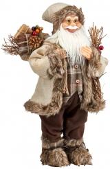 Санта Клаус с подарками 60 см.