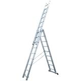 Трех секционная лестница 3X9