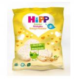 Hipp хлебцы воздушный рис, с 8мес. 40г / Riisikakku