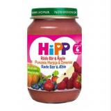 Hipp яблоки и красные ягоды, с 6мес. 190г / Punaisia marjoja ja omenaa
