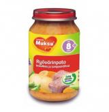Muksu жаркое из баранины, с 8 мес. 200г / ryövärinpata, kasviksia ja lampaanlihaa