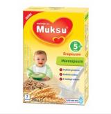 Muksu манно-пшеничная молочная каша, 5 мес. 200г / mannapuurojauhe