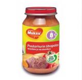 Muksu овощи тушеные с говядиной, с 8 мес. 200г / puutarhurin lihapata, kasviksia ja naudanlihaa