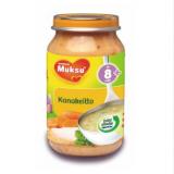 Muksu суп куриный, с 8 мес. 190г / kanakeitto