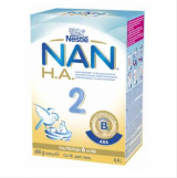 Nestle NAN 2 HA 6-12 мес. 600г