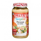 Piltti Taapero картофель с лососем, 1-3 года 250г / Perunaa ja lohta