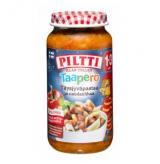 """Piltti Taapero макароны с говядиной """"на ночь"""", 1-3 года 250г / Täysjyväpastaa ja naudanlihaa"""
