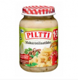 Piltti макароны с фаршем, 1-3 года 200г / Makaronilaatikko