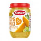 Semper банан, яблоко и манго, с 6мес. 190г / Hedelmää mango