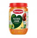 Semper вегетарианская лазанья, с 6 мес. 190г / Kasvislasagne