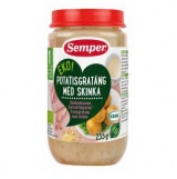 Semper ветчина с картофелем, с 1 года 235г / Kinkkukiusaus