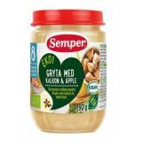 Semper индейка с яблоками, с 8 мес. 190г / Omenainen kalkkunapata