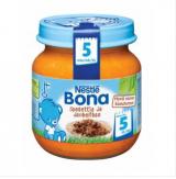 Bona спагетти с мясным фаршем, с 5 мес. 125г / Spagettia ja jauhelihaa