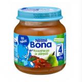 Bona шиповник и груша, с 4 мес. 125г / Ruusunmarjaa ja päärynää