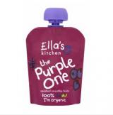Ella's Kitchen Smoothie фиолетовые фрукты, с 6мес. 90г / Purple One violetti hedelmä