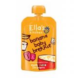 Ella's Kitchen банан, с 6мес. 100г / banaani brekkie