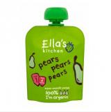 Ella's Kitchen груша, с 4мес. 70г / päärynä