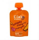 Ella's Kitchen манго, с 4мес. 70г / mango