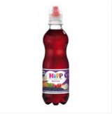 Hipp красные фрукты, 1-3 года 300мл / Red Fruits