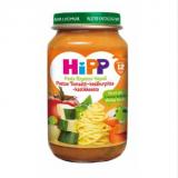 Hipp макароны с томатным соусом и кабачками, с 12 мес. 220г / Luomu Pasta & tomaatti-kesäkurpitsakastikkeessa