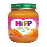 Hipp морковь и картофель, с 4 мес. 125г / Luomu Porkkanaa & perunaa