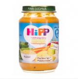 Hipp овощное ассорти, с 8 мес. 190г / Luomu Välimerenpaistos
