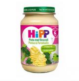 Hipp паста с брокколи, с 6 мес. 190г / Luomu Pastaa & Parsakaalia