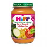 Hipp паста с помидорами и цукини, с 6 мес. 190г / Luomu Pastaa, tomaattia ja kesäkurpitsaa