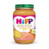 Hipp форель с овощами, с 8 мес. 190г / Luomu Vihanneksia ja Taimenta