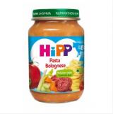 Hipp паста Болоньезе, с 6 мес. 190г / Luomu Pasta Bolognese