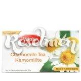 Чай с ромашкой Victorian 100 шт