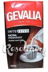 Заварной кофе GEVALIA INTENSIVO Exstra Morkrost, 450 гр