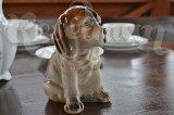 Фигурка собаки, высота 145 мм
