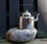 Чайник 2 л, медь, Финляндия