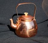Чайник, медь, 500 мл.